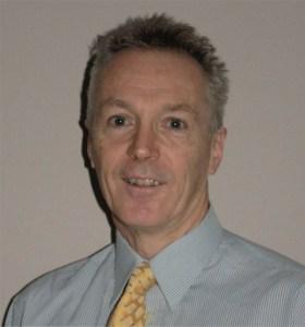 IHMA chair Dr Paul Dunn