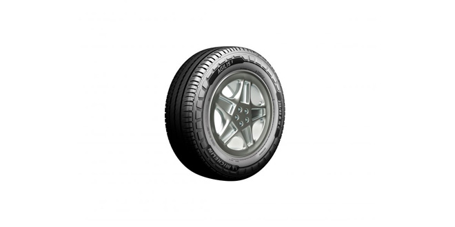Michelin launches new Agilis 3 summer tyre
