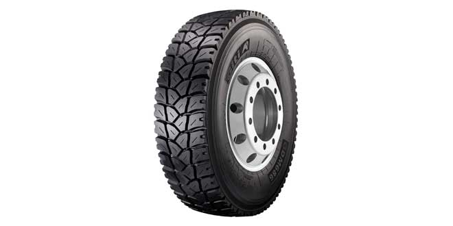 Next generation Giti drive axle mixed service tyre delivers 20 percent increase in mileage potential