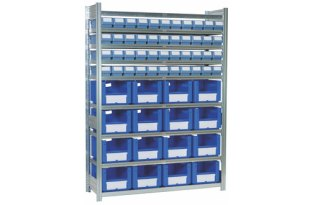 A flexible storage combination from BITO