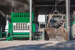 Alternative fuel manufacturer reaches 450 tonnes daily output with UNTHA shredder