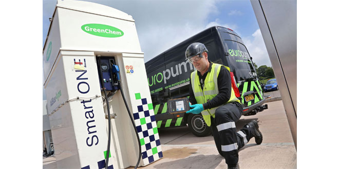 BigChange mobile tech gives Europump commercial transport business a £100k boost