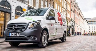 DPD smashes EV target five months early with over 700 electric vehicles