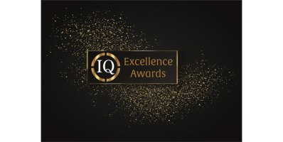 IQ South Wales Awards logo