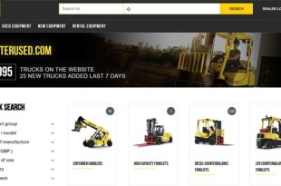 NEW HYSTER WEBSITE TO MEET DEMAND FOR USED EQUIPMENT