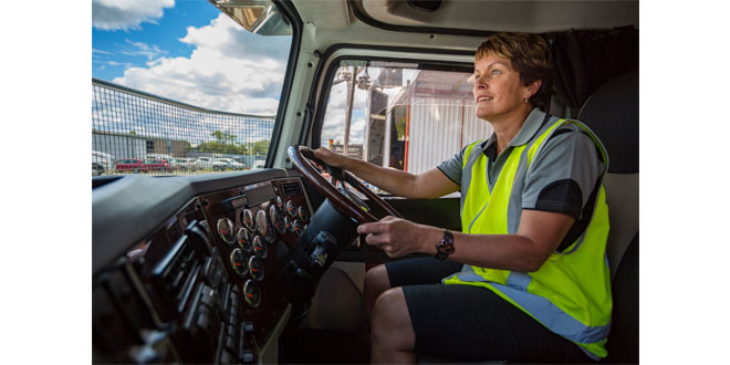 Only 30 percent of LGV drivers feel valued finds new Talent in Logistics research
