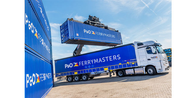 P&O Ferrymasters launches new consultancy service to help customers access data-driven logistics solutions