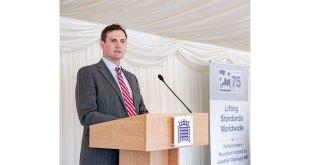 Ross Moloney Parliamentary Reception