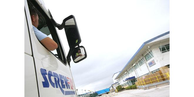 Wincanton opens fifth Screwfix distribution centre in Stafford