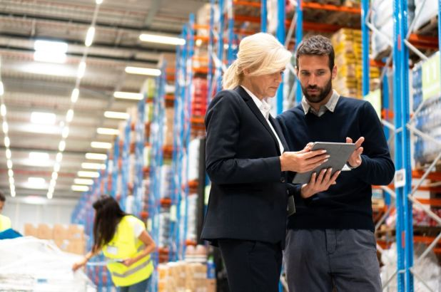 Managing fulfilment and warehousing