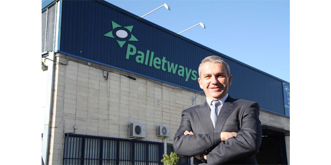 PALLETWAYS IBERIA HITS PALLET MILESTONE AND DOUBLES SIZE OF NETWORK