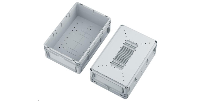 Pick and pack small orders fast with specialist Miniload containers from Goplasticpallets