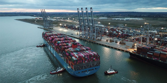 Forth Ports and DP World announce joint bid for a freeport on the Thames with the appointment of Vivid Economics