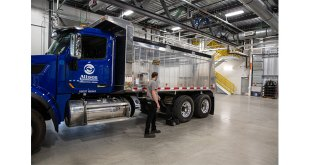 Vehicle testing begins at Allison Transmission newly opened and state of the art Indianapolis
