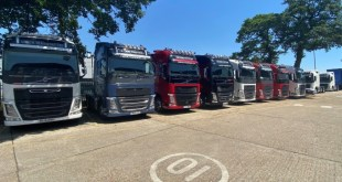 MAH UK TRANSPORT RETURNS TO VOLVO USED TRUCKS TO SUPPORT INCREASED DEMAND
