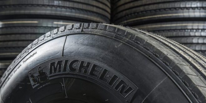 NS Clarke Transport rolls out Michelin tyres as original equipment across 30 new Volvos