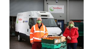 IVECO UK donates Daily van to food redistribution charity