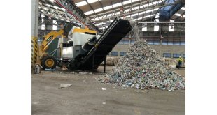 New waste shredder transforms co-processing capabilities of Geocycle Argentina
