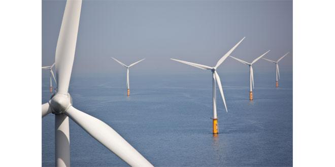 Wind Turbine Tyne Clean Energy Park