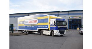 Howard Tenens Logistics & Toolstation Win Award