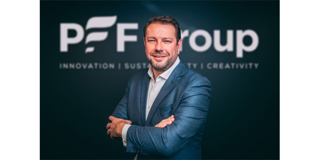 Key appointments at PFF Group