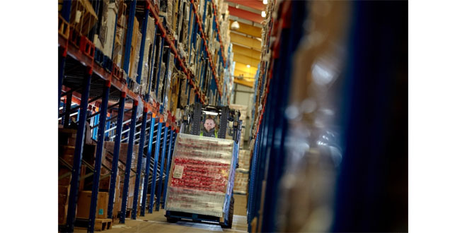 Northern warehousing company highlights adaptability as key to pandemic success