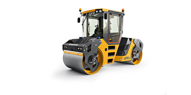 Volvo 10-tonne asphalt compactors rolled out to emerging markets
