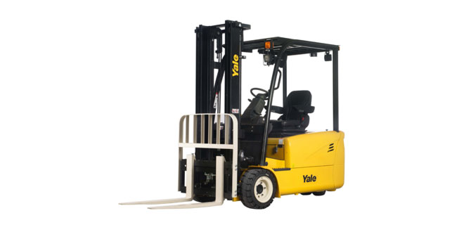 Yale welcomes new electric counterbalance truck to UX Series
