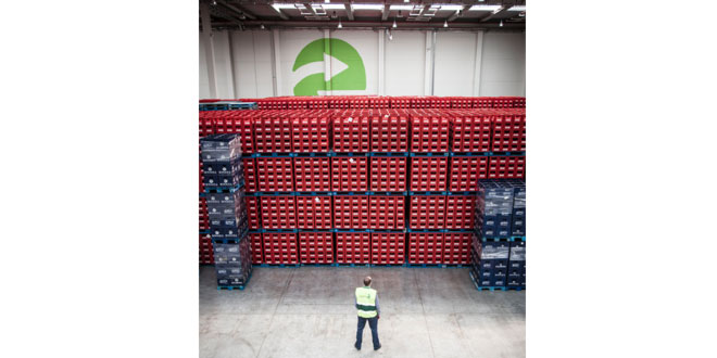 Coca-Cola European Partners signs a five-year contract renewal with CHEP
