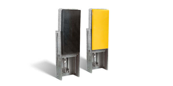 Success and acclaim for adjustable-height dock bumpers from Stertil