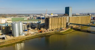 Port of Tilbury's Grain Terminal silo rebuild gets underway