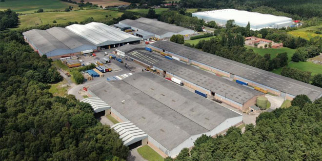 3PL BUSINESS CARLTON FOREST DOUBLES SPACE IN JUST SEVEN WEEKS TO TOP 1 MILLION SQ FT