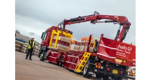 Hiab to supply UK's Marshall with 108 new HIAB loader cranes