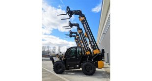 Eagle Platforms invests in Haulotte telehandlers
