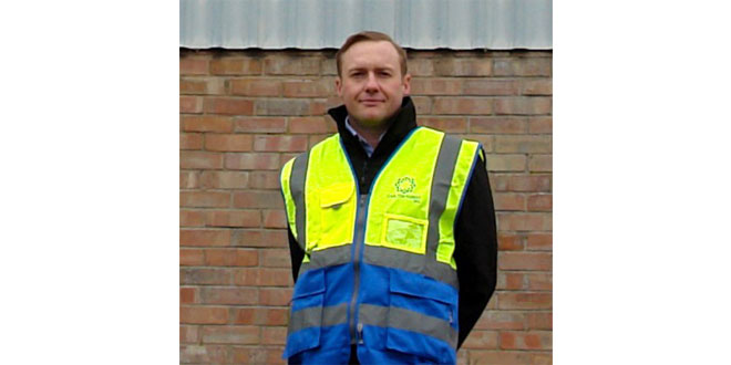 First Managing Director appointment made at prosperous 3PL provider Carlton Forest 3PL