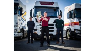 Goldstar Transport drives Litter Free Roads and Laybys