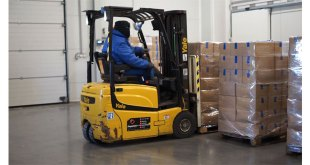 High performance at low temperature Yale solutions bolster ICE Solution cold store operations