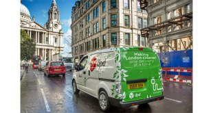 Project BREATHE DPD to roll out air quality monitoring across 6 UK cities