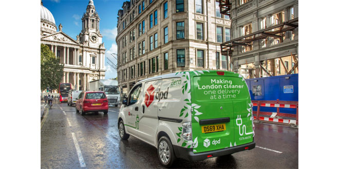 Project BREATHE: DPD to roll out air quality monitoring across 6 UK cities