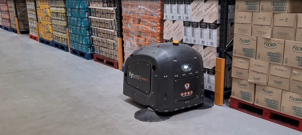 Warehouse Cleaning Robots 1