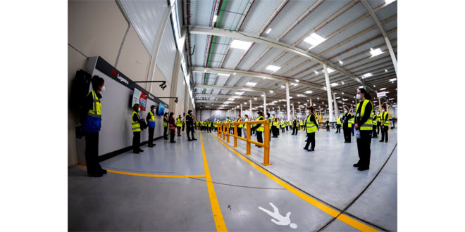 XPO Logistics once again named by Forbes as a Best Company to Work For in Spain