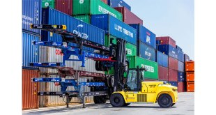 Hyster lithium-ion lift trucks for 10-18 tonne loads