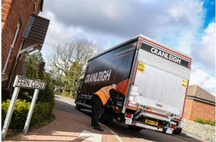 Pall-Ex invests in new urban fleet to support increased home delivery demand