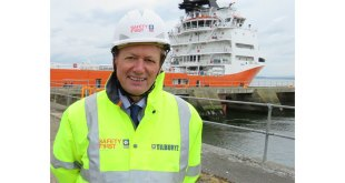 Charles Hammond OBE, Group Chief Executive of Forth Ports