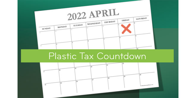 Cromwell Polythene launches countdown to The Plastic Packaging Tax Campaign