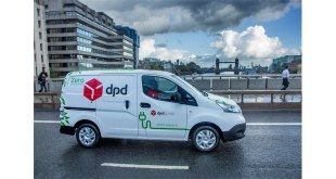 DPD and ENSO team up to trial revolutionary EV tyres