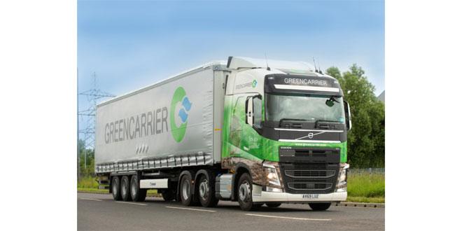 Greencarrier returns to Krone and TIP as European fleet grows again