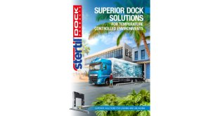 Stertil Closed Door Docking System eliminates temperature and hygiene problems