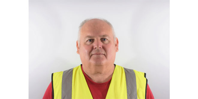Steven Nash Warehouse & Logistics Manager Lifting Equipment