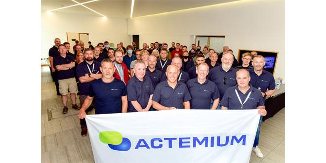 Cougar Automation rebrands to Actemium Automation